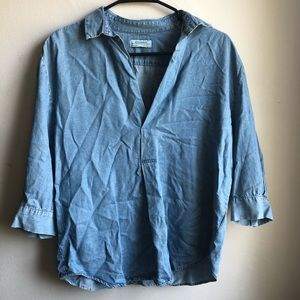 "Zara ""Denim"" Shirt"